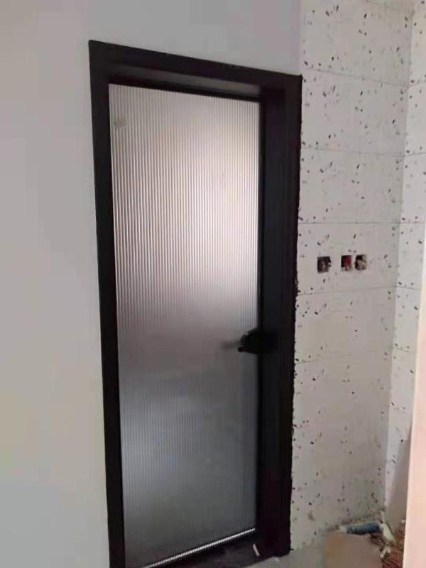 极简平开门
